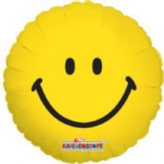 "SMILEY FACE BALLOON 18""  22757-18"